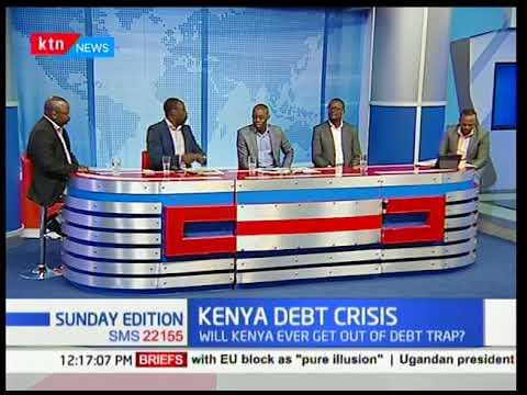 Political pages: Kenya's debt crisis
