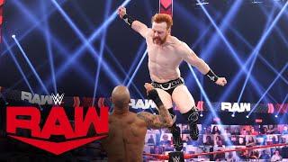 Ricochet vs. Sheamus: Raw, May 31, 2021