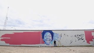 """""""Girl Noticed"""" mural honors local women"""