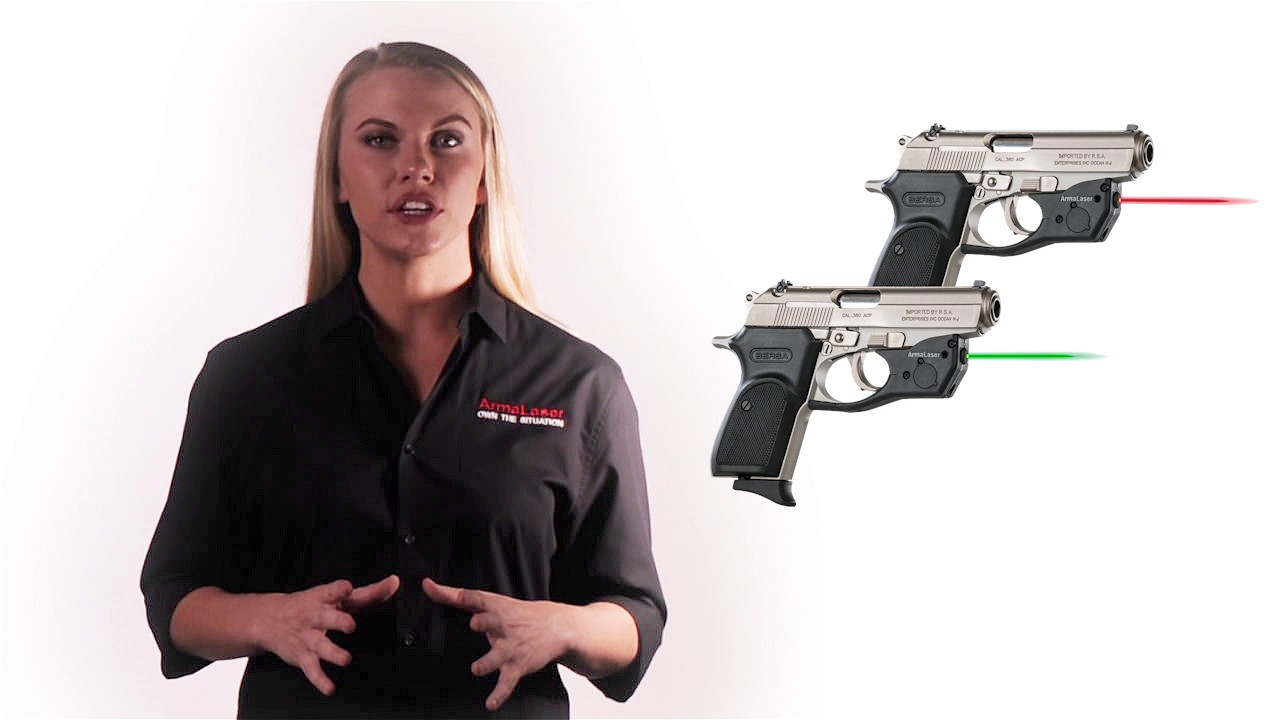 ArmaLaser TR16 Laser Sight for the Bersa Thunder 380, 22, CC, Combat, and  Firestorm