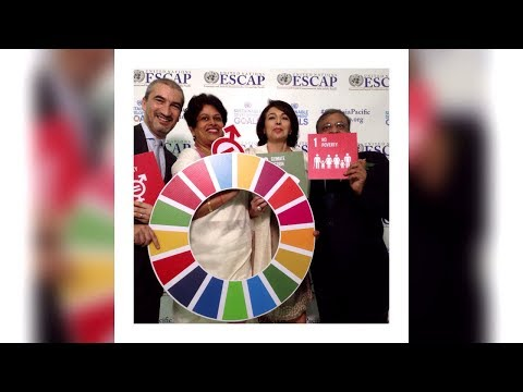 Our Asia-Pacific: Striking A Pose for Sustainable Development