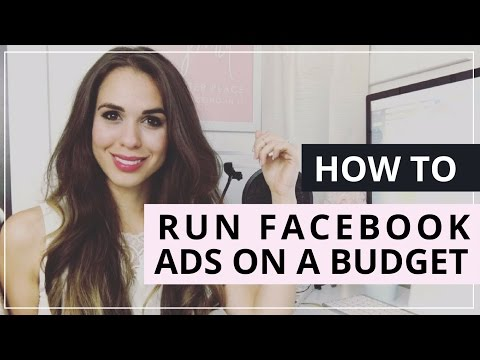 How To Run Facebook Ads On A Budget (The 3 Core Campaigns You Should Run)