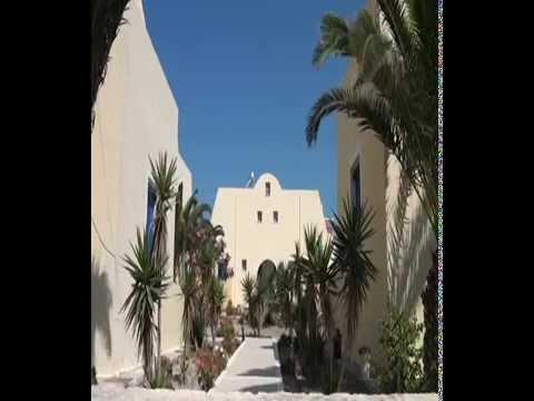 Hotel Hermes Kamari Santorini