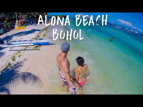 ALONA BEACH AND BOHOL BEAUTY
