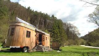 Autarker Wohnwagon - unabhängig unterwegs