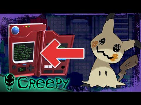 27 Creepy Things In Pokémon