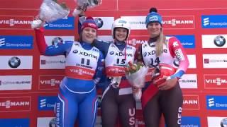 FIL Luge Worldcup Lillehammer - Norway Rennrodel Weltcup