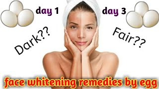 Homemade Egg White Face Mask for Glowing Skin New Look egg face mask for glowing skin