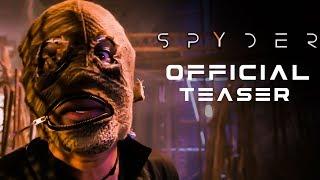 SPYDER Tamil Teaser Review   Mahesh Babu   A R Murugadoss   SJ Suriya   Harris Jayaraj