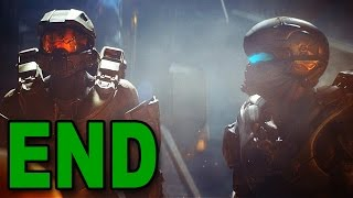 Halo 5: Guardians - Mission 15 - THE END! (Let