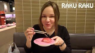 Японский онлайн-Поход в ресторан суши!