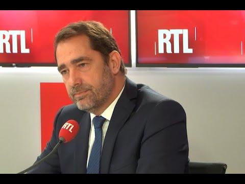 Christophe Castaner, nouveau ministre de l'Intérieur, était l'invité de RTL mardi 30 octobre 2018