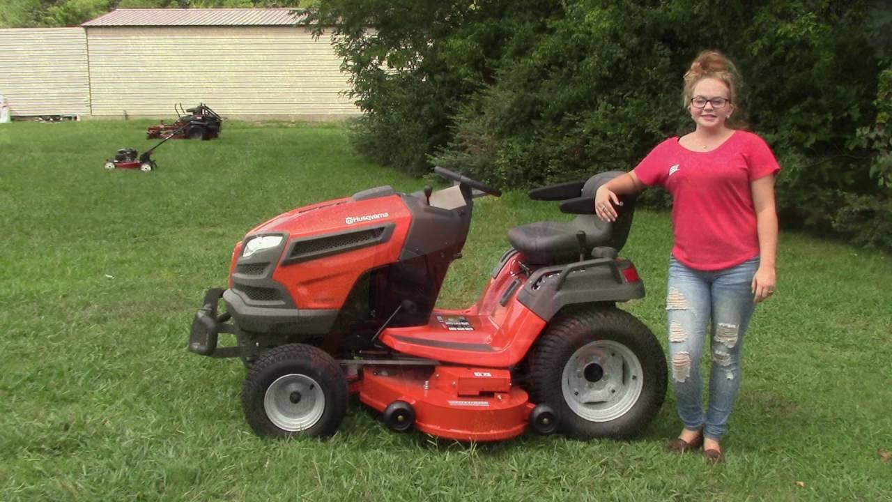 husqvarna gt52xls 52 26hp kohler lawn tractor review - Husqvarna Garden Tractor