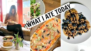 London What I Ate/Did Today - Vegan Pizza & Shopping + My Next Travel Destination!