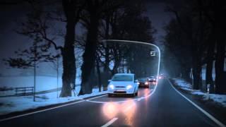 ZEISS DriveSafe al tramonto