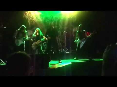 Fates Prophecy -  24/07 To Death [ao vivo do Blackmore Rock Bar dia 12/09/2014]