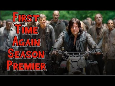 Moms Who Love The Walking Dead Post Season 6 Premier Hangout