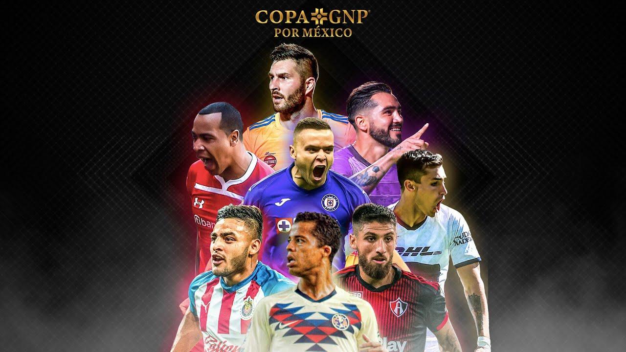 Regresa el fútbol a nuestro país: Copa GNP por México