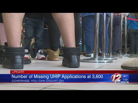 Number of missing UHIP applications pegged at 3,600