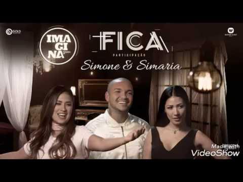 Imaginasamba - Fica Part. Simone & Simaria [ Áudio Oficial ]  Lançamento 2017