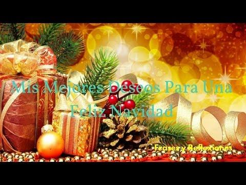 Mis mejores deseos para una feliz navidad feliz a o 2018 - Deseos de feliz navidad ...