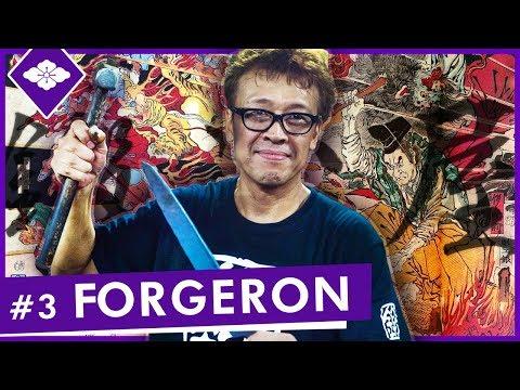 FORGERON DE COUTEAUX JAPONAIS L'INTERVIEW