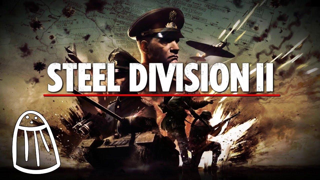Steel Division 2 (BETA) - 1vs1 - Spec ops