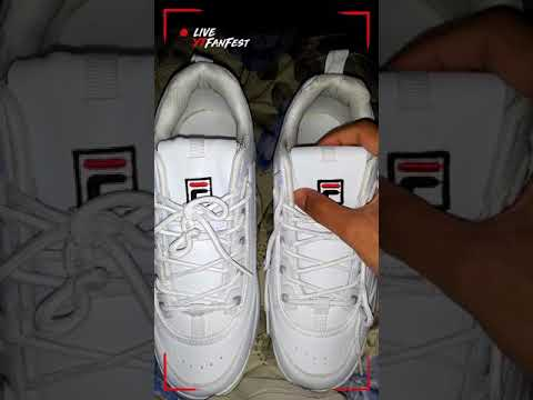 BROKEN REVIEW!! fila Shoes made in Vietnam!! - YouTube 442493d54fb7