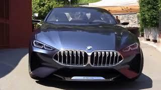 Фото с обложки 5 Шикарных Концептуальных Авто 2018 Bmw,Cadillac,Infiniti,Lexus,Byton.
