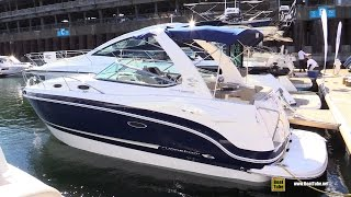 2016 Chaparral 290 Signature Motor Yacht - Walkaround - 2016 Montreal In Water Boat Show