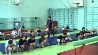 Богатырев Илья конкурсный урок по гимнастике в школе - тематика