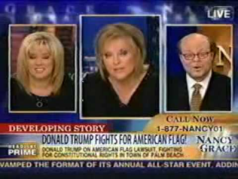 Nancy Grace: Randy Kessler on Trump Flag Issue at Mar-A-Lago