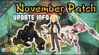[Update] November Patch Info l ColieVLOG#69 - SpeedColie -【Dragon Nest SEA】