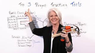 Top 3 Project Tracking Tools - Project Management Training Video
