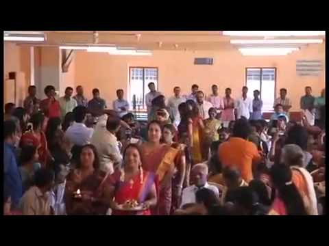 Bride dancing tamil song