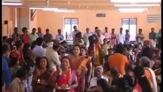 Bride dancing tamil song