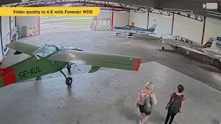 AXIS Q3518-LVE vidéo