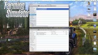 Installing Mods On Farming Simulator 15 (MAC)
