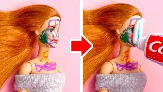 27 CRAZY DOLL HACKS YOU NEED TO TRY
