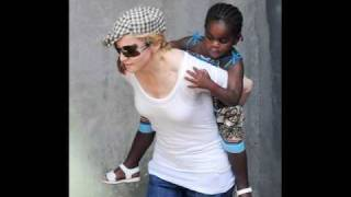EXCLUSIVE Madonna & her daughter  Mercy
