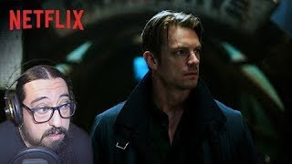 Altered Carbon | Official Trailer [HD] | Netflix REACTION