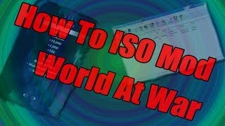 How to ISO mod Call of Duty: World at war