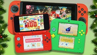 The ULTIMATE Nintendo Holiday Buying Guide | Switch vs New 3DS XL vs New 2DS XL vs 2DS!