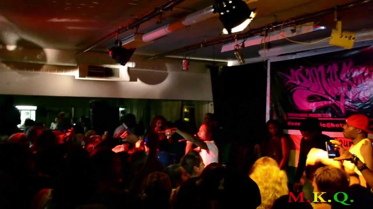 Jah Cure live at Gothenburg part 1