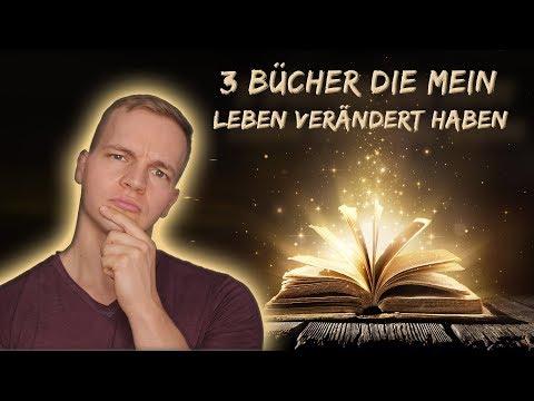 Drei Bücher die mein Leben verändert haben (und warum Buchlisten sch**** sind)