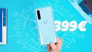 OnePlus Nord : le MEILLEUR smartphone à moins 500€ ?