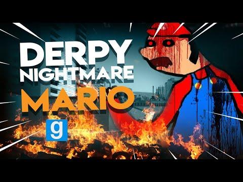 DERPY NIGHTMARE MARIO CHALLENGE (Gmod)
