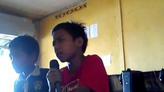 Rahsia pohon cemara amazing voice 10 years old boy