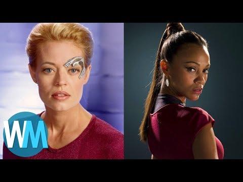 Top 10 Best Female Star Trek Characters