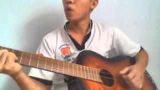 Nửa Dêm Ngoài Phố -Truc Phuong,guitar-Dong Le